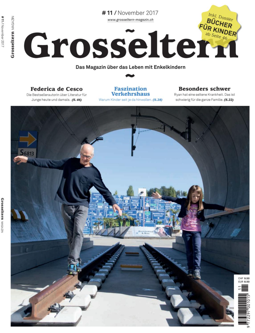 Cover image for Grosseltern #11 - 2017